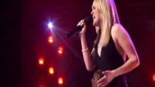 Angels Brought Me Here - Carrie Underwood w/ Judge