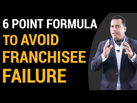 6 Point Formula To Avoid Franchisee Failure | Case Study | Dr Vivek Bindra