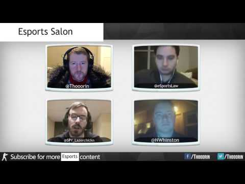 Esports Salon Ep 1: VC and salaries (feat. Bryce Blum, Noah Whinston and Lazerchickn)