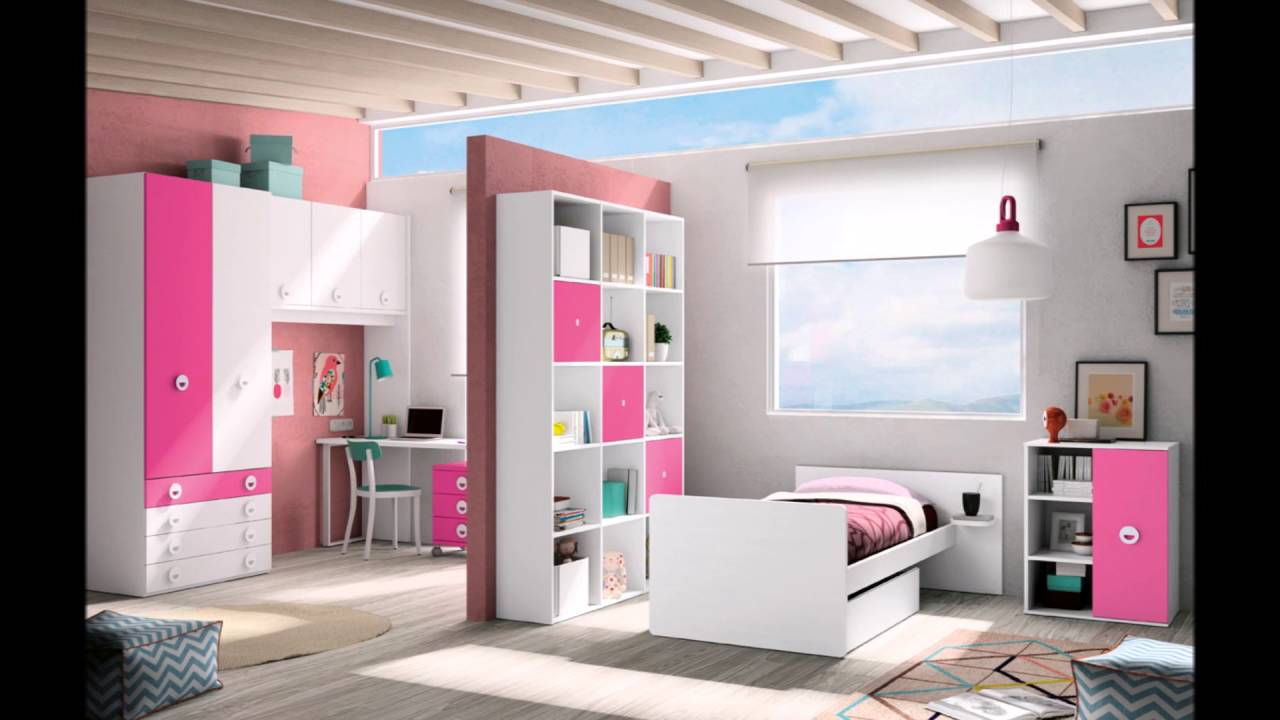 Cunas Convertibles Muebles Azor - YouTube