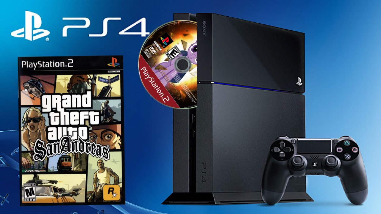 Ps4 Backwards Compatibility Ps2 Games Ps4 4 0 Beta Leaked