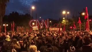 Πολυτεχνείο 2018: Στην αμερικανική πρεσβεία η πορεία