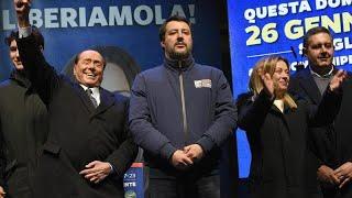 El plan de Matteo Salvini para recuperar el poder desde Emilia-Romaña
