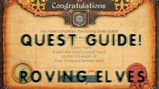 Roving Elves Quest Guide!