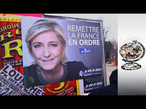 Will Marine Le Pen Overcome Macron to Triumph in the French Elections?