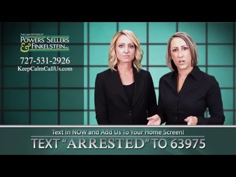 Clearwater Florida Sex Crime Attorney Powers Sellers & Finkelstein
