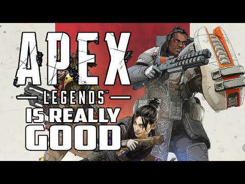Apex Legends Is Really Good (Review) - Gggmanlives
