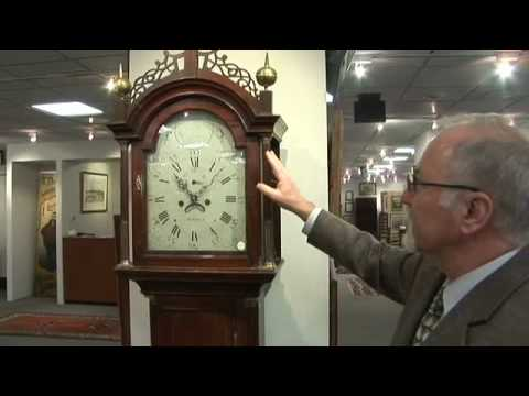 Antique Clocks | Simon Willard