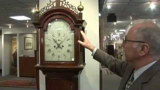 Antique Clocks   Simon Willard