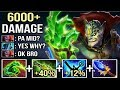 6000+ Damage Finger +52% Magic Lion vs Pa Mid Epic Fun Gameplay by Forev 31 Kills Dota 2