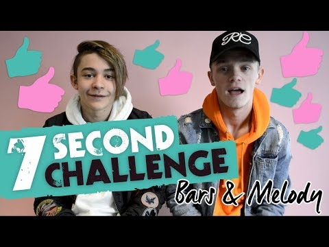 BARS & MELODY | 7 SECOND CHALLENGE