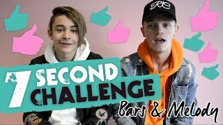 7 Second-challenge med Bars & Melody