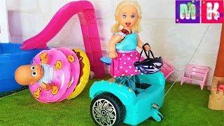 ЭТО МОЁ! КАТЯ И МАКС ВЕСЕЛАЯ СЕМЕЙКА #мультики с куклами барби новые серии для детей