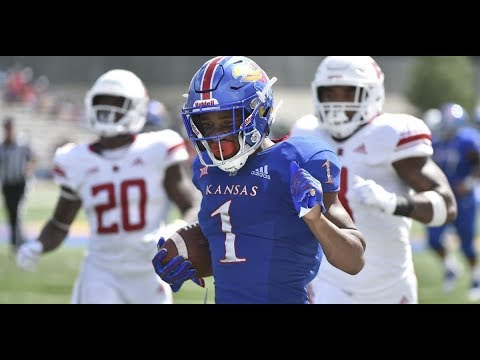 THE BEST FRESHMAN IN COLLEGE FOOTBALL || Pooka Williams Jr Highlights