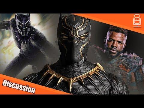 Black Panther 2 Plot & Insane Casting Rumors