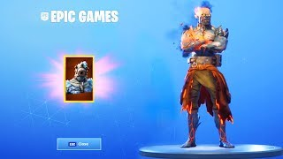 FORTNITE PRISONER SKIN UPGRADED! STAGE 3 KEY LOCATION! (FORTNITE SNOWFALL SKIN)