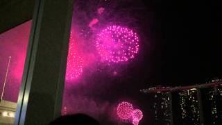 Singapore NDP 2015: #SG50 #Fireworks (Finale)