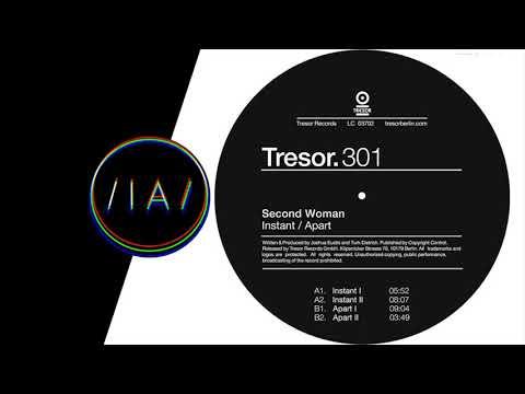 Second Woman - Instant II [Tresor]