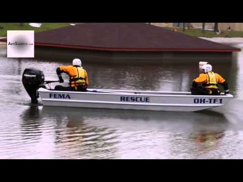 FEMA Urban Response Team Ohio Task Force One - Water Search and Rescue Training