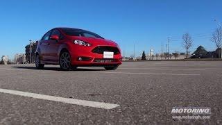 Test Drive: 2014 Ford Fiesta ST