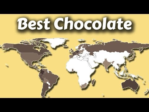 BEST CHOCOLATE - The Highest Rated Chocolate Bar In The World