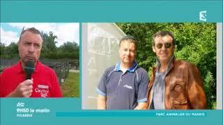 Visite du Parc Animalier du Marais