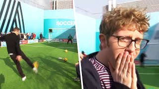 Gary Rowett's UNSTOPPABLE performance & close Top Bins for Josh Widdicombe ⚡| Soccer AM Pro AM