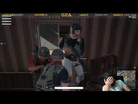 ZWE GETS STUCK - PUBG Wasted Wednesday - Nick28T Stream Highlight