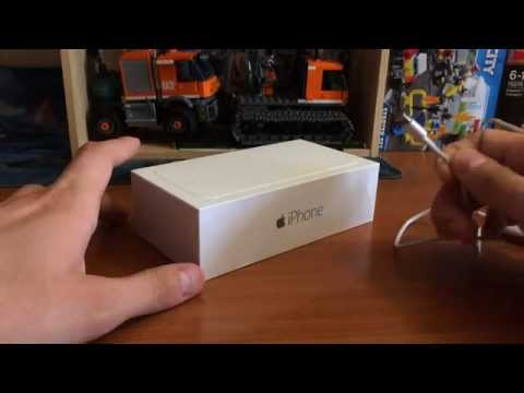 Купил iPhone 6!
