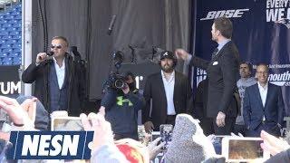 Tom Brady Full Speech At Super Bowl LIII Send-Off Rally