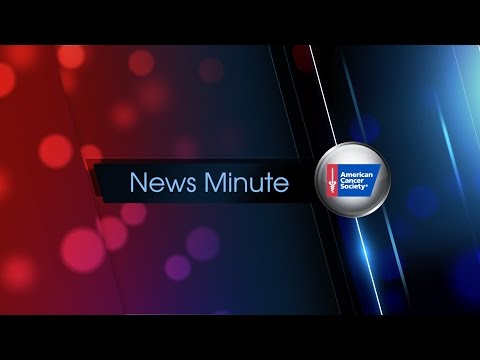 """ACS News Minute: Taboo releases """"The Fight,"""" in support of ACS"""