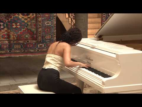 Klasik Keyifler 2013 - Marta Gulyas Piano Class and KK Participants Concert - C. Debussy
