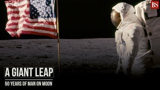 A Giant Leap: 50 years of man on moon