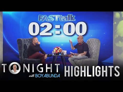 TWBA: Fast talk with Polo Ravales