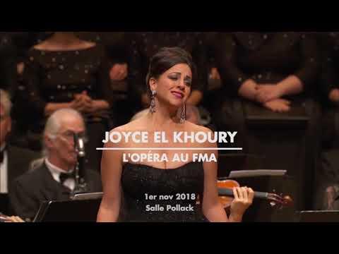 Joyce El Khoury, FMA 2018, Promo