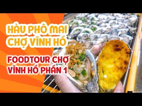 ĂN SẬP HÀ NỘI // Foodtour Vĩnh Hồ Hàu Phô Mai Rẻ Ngon // Ăn Sập Hà Nội