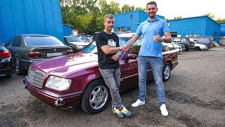 Купил у Миши с Автосалон Синдиката Mercedes W124 в УЖАСНОМ СОСТОЯНИИ! Дубровский Синдикат - Дубль 2.