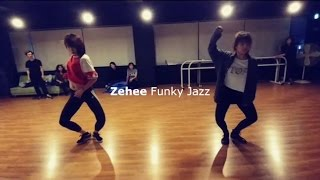 EZ DANCE / Jehee. Funky Jazz / Beyonce - Partition