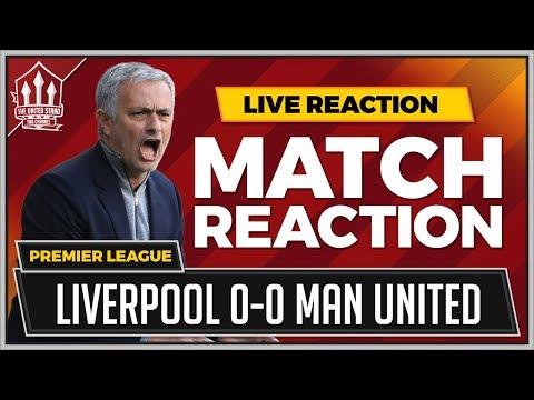 """MOURINHO Must Drop MKHITARYAN!"" Liverpool 0-0 Manchester United"