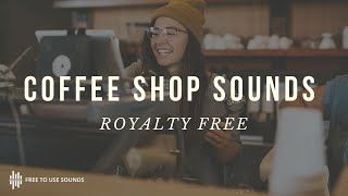 COFFEE SHOP SOUND EFFECTS | BARISTA SOUNDS | ESPRESSO MACHINE …
