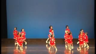 2017-02-18 第 53 屆香港學校舞蹈節 高年級組現