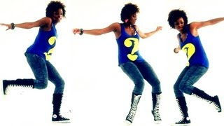 How to Do the Steve Martin | Hip-Hop Dancing