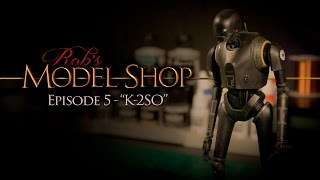 Rob's Model Shop - Episode 5 -