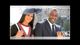 Idris Elba On Royal Wedding: 'One Of The Highlights Of My Life'