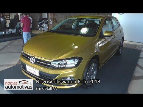 Novo Polo 2018 - Detalhes - NoticiasAutomotivas.com.br