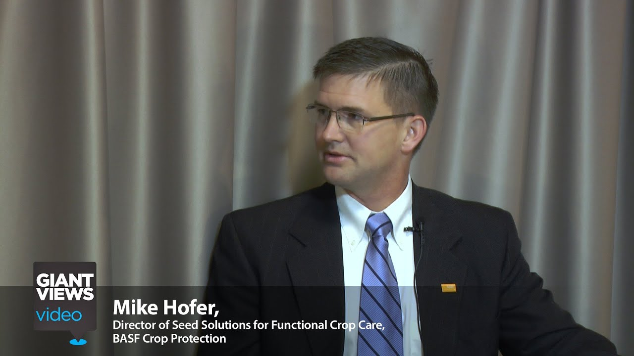 Mike hofer seed solutions functional crop care basf for Michael hofer