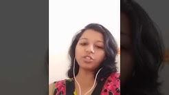 Ahmedabad girl on video call