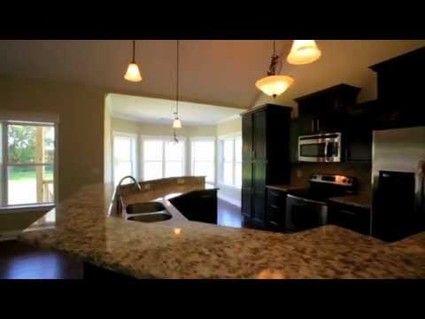 1800 Sq Ft Open Floor Plan Youtube