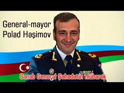 Cənab General Şəhadətin mübarək
