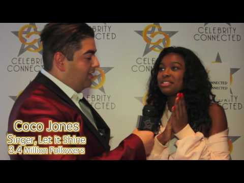 Celebrity Connected Interview with Coco Jones